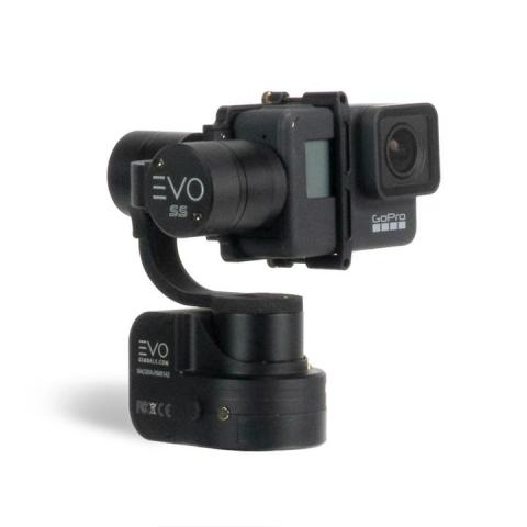 evo ss wearable action camera gimbal