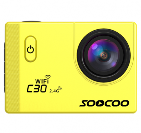 soocoo c30 action camera