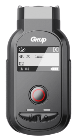 Gitup F1 Action Camera Specs