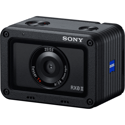 sony rx0 ii action camera