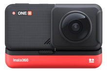 Insta360 One R Twin Edition Action Camera Specs