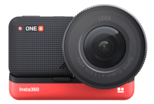 Insta 360 One R 1 Inch Edition Leica Lens Action Camera
