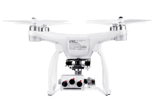 upair 2 ultrasonic 3d camera drone