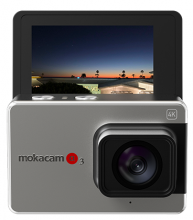 mokacam alpha 3 flip action camera