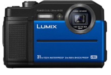panasonic lumix ft7 tough action camera