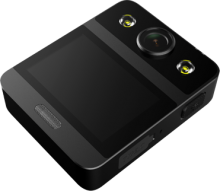 sjcam a20 bodycam action camera