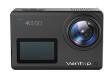 Vantop Moment 6S Action Camera Spec