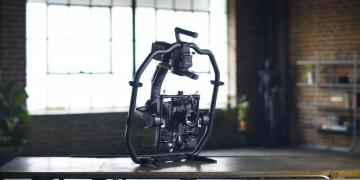 Complete List of 3-Axis Camera Gimbals for Cinema Video Cameras