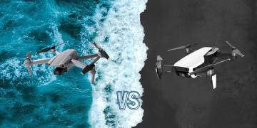 DJI Mavic Air 2 vs DJI Mavic Air Camera Drone Comparison