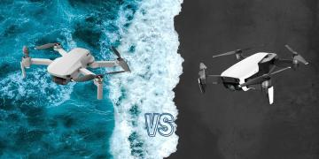DJI Mavic Mini vs DJI Mavic Air Drone Comparison