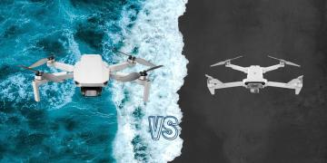 DJI Mini 2 vs Fimi X8 SE 2020 Camera Drone Spec Comparison