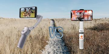 DJI OM 4 vs Zhiyun Smooth XS Smartphone Gimbal Comparison