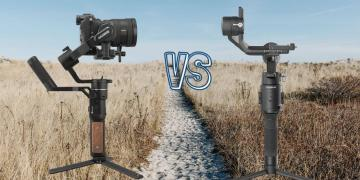 DJI Ronin SC vs Feiyu Tech AK 2000S Camera Gimbal Spec Comparison