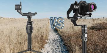 DJI Ronin SC vs Feiyu Tech AK 4000 Camera Gimbal Spec Comparison