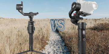DJI Ronin SC vs Zhiyun Crane M2 Camera Gimbal Spec Comparison