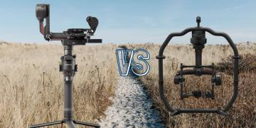 DJI RS 2 vs DJI Ronin 2 Camera Gimbal Spec Comparison