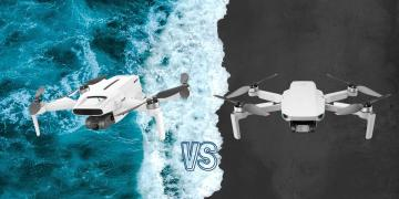 Fimi X8 Mini vs DJI Mini 2 Camera Drone Spec Comparison