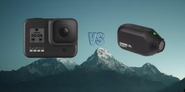 GoPro Hero 8 Black vs Drift Ghost XL Action Camera Comparison