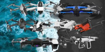 New Camera Drones for Aerial Photography and Film Making