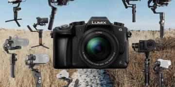 Which 3-Axis Camera Gimbals Can You Use For a Panasonic G85