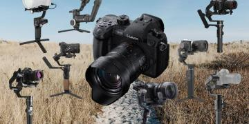 Which 3-Axis Camera Gimbals Can You Use For a Panasonic GH5