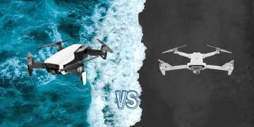 Xiaomi Fimi X8 SE 2020 vs DJI Mavic Air Camera Drone Comparison