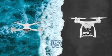 Xiaomi Fimi X8 SE 2020 vs UpAir 2 Ultrasonic 3D Camera Drone Comparison