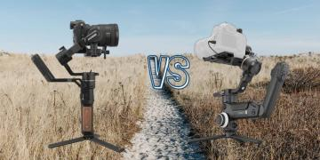 Zhiyun Crane 3S vs Feiyu Tech AK2000S Camera Gimbal Spec Comparison