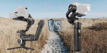 Zhiyun Crane 3S vs Zhiyun Crane M2 Camera Gimbal Spec Comparison